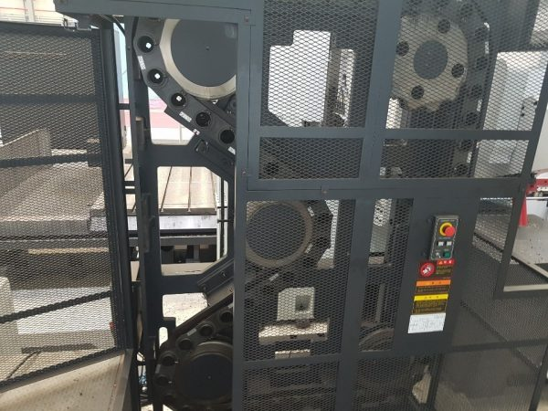USED DOUBLE COLUMN MACHINE DOOSAN DCM 2780F