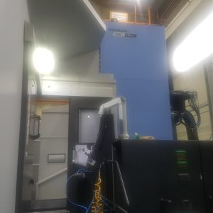 used Doosan boring machine DBC 250L II