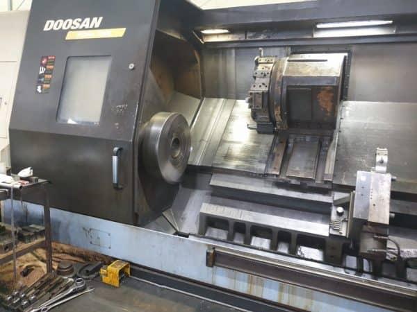 DOOSAN CNC LATHE PUMA 700L